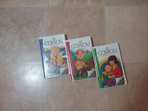 Cassettes de Caillou