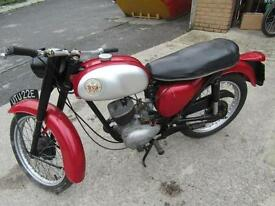 1967 BSA D7 BANTAM PROJECT