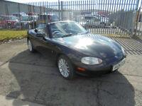Mazda MX-5 1.8 ( Classic Black ) Jasper Conran Ltd Edn