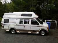 Motorisé VR classe B coachmen 19' Ford
