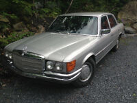 Mercedes-Benz 280 SE (1974) - VENTE RAPIDE