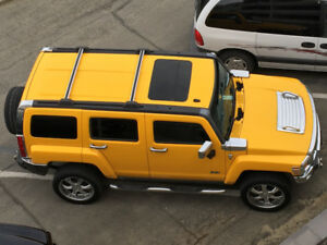2007 HUMMER H3 Yellow Other