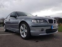 54 Reg BMW 316i ES - Low Mileage p/ex - swap