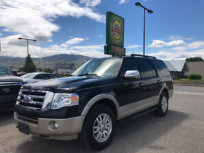 2009 Ford Expedition Eddie Bauer  4X4 - 8 PASS