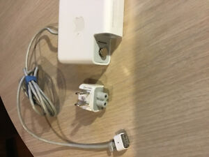 85 w Apple laptop Macbook 13, 15, 17 Charger Power Cord