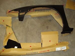 Pontiac Grand Prix New fenders and Hood