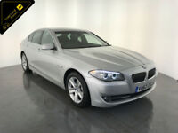 2012 62 BMW 520D EFFICIENT DYNAMICS DIESEL 1 OWNER BMW SERVICE HISTORY FINANCE