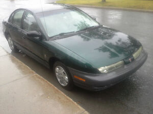 1997 Saturn SL1  Berline