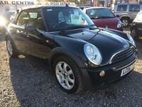 2006 MINI CONVERTIBLE 1.6 One 2dr CONVERTIBLE LOW MILES