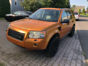 Land Rover 2008 4x4 v6 3.2L unique**
