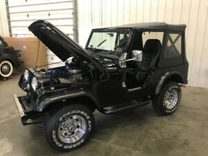 Restored 1976 Jeep CJ5 for Trade