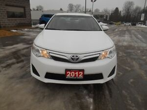 2012 Toyota Camry LE Peterborough Peterborough Area image 9