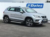 2018 Seat Ateca 1.0 TSI Ecomotive SE Technology 5dr 5 door Hatchback