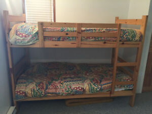 FREE bunk bed in very good condition