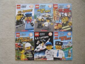 Lego City Books