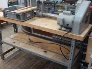 price drop in wood lathes at the 689r new and used tool store