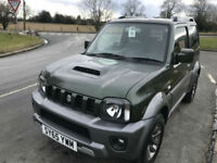 65/16 SUZUKI JIMNY SZ4 4X4 26000 MILES FSH COMPARE OUR PRICE