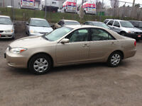 2002 Toyota Camry LE Sedan Kitchener / Waterloo Kitchener Area Preview
