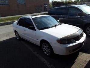 2001 Mazda Protege For Sale