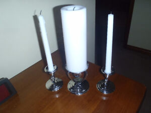 Wedding Unity Candle Set - $20.00 Dollars