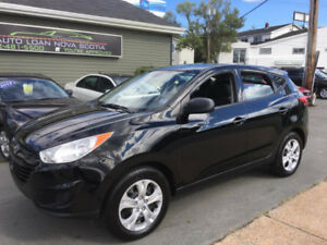 2010 Hyundai Tucson GL AWD.......JUST SERVICED FINANCING OAC!