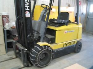 Hyster lift 4000 lbs