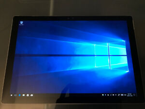 "Surface Pro 4, 12.3""_touch_i5 cpu, 128 gb ssd_4gb ram_Win10 Pro"