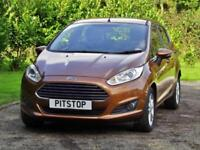Ford Fiesta 1.0 Zetec 5dr PETROL AUTOMATIC 2014/14