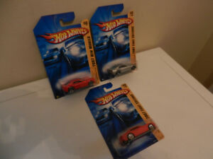 Hot Wheels Camaro First Editions Lot of 3