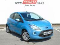 2012 FORD KA 1.2 Zetec 3dr [Start Stop]