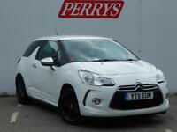 2011 CITROEN DS3 1.6 HDi Black 3dr