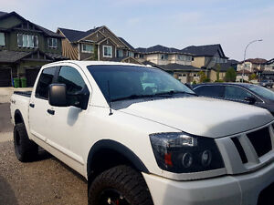 2008 Nissan Titan PRO4X with $20,000 in Aftermarket parts