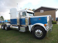 2005 PETERBILT HEAVY SPEC WITH CAT PLATINUM REBUILD