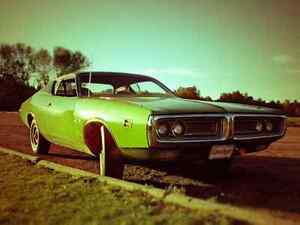 1971 dodge charger 440/727 $15k or trade