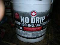 NO DRIP RUSTPROOFING