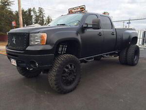 2008 GMC Sierra 3500HD On 40's!!