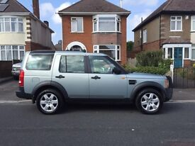 Land Rover DISCOVERY 3 2.7 TD V6 HSE 5dr 2007 (07 Reg)