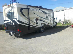 2013 class c ford 38,000 ks 2push outs 26.6ft rv lexington