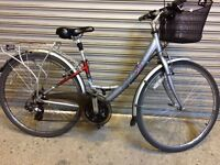 SERVICED RALEIGH HYBRID BIKE - FREE DELIVERY TO OXFORD!