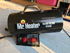 Mr. Heater Portable Propane Heater & Tank