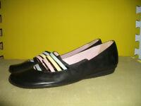 """"""""""" BOCAGE """""""" paris ----- NEW flat shoes --- size 8.5 - 9 US"""