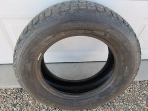 4 Firestone Winter Force 205/65R15 Regina Regina Area image 1