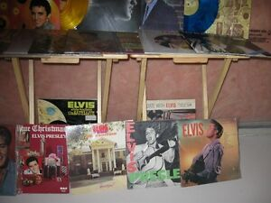 ELVIS PRESLEY LP VINYL COLLECTION