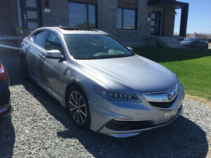 2015 Acura TL SH-AWD Sedan