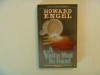 HOWARD ENGEL Paperbacks - 2 to choose from