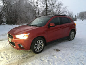 New Safety - 2011 Mitsubishi RVR GT