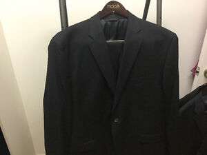 Men's suit big and tall