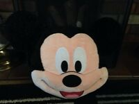 Mickey Mouse pillow
