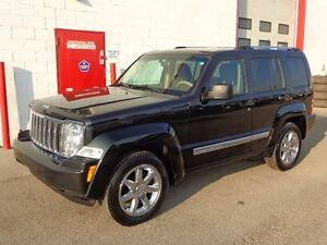 2008 Jeep Liberty Limited Edition~Leather~Bluetooth~Nav~ $7999
