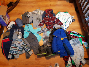 6-12' 12 month boy clothing lot